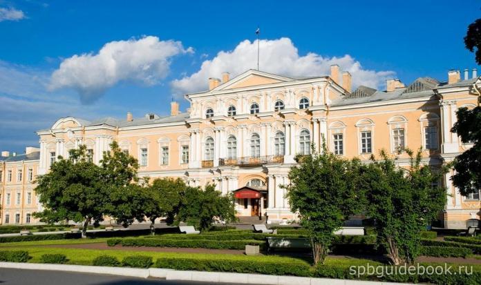 Воронцовский дворец. Санкт-Петербург.
